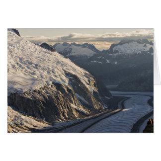 Gilkey Graben, Juneau Icefield (freier Raum nach Karte