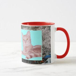Gilligan Katze Tasse