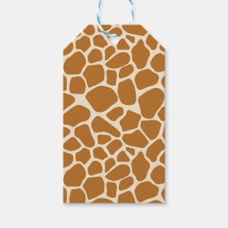 Giraffen-Druck-Geschenk-Umbau Geschenkanhänger