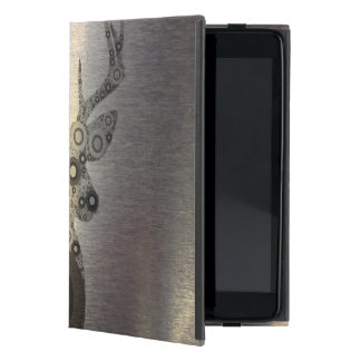 girly abstrakte Rotwildgeweih-Rotwild-Silhouette iPad Mini Schutzhüllen
