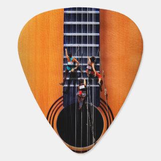 Gitarren-Bergsteiger-Plektrum Pick