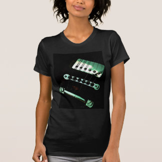 Gitarren-Chrom Shirts