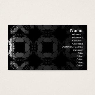 Gitter der Quallen-WGB gedreht Visitenkarte