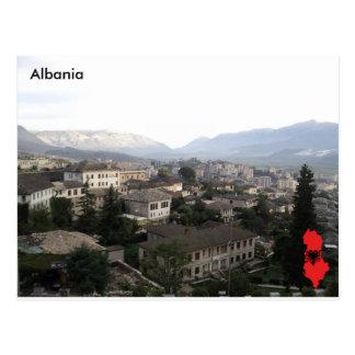 Gjirokastër, Albanien Postkarte
