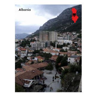 Gjirokastër, Albanien - Shqipëria Postkarte