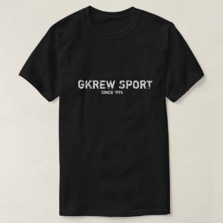 Gkrew Sport-Dunkelheits-Shirt T-Shirt