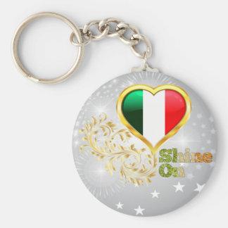 Glanz auf Italien Schlüsselband