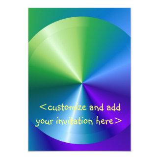 Glänzende Scheibe:  Glänzendes Disc Karte