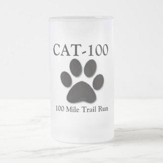 Glas des Bier-CAT-100 Mattglas Bierglas