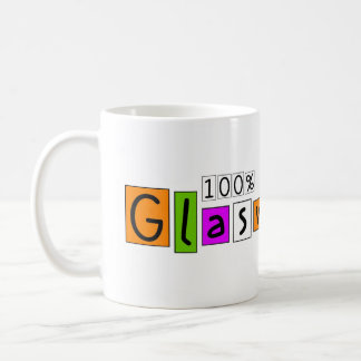 Glaswegian 100% kaffeetasse