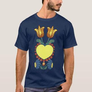 Glaube, Hoffnung, Wohltätigkeit u. Liebe - der T-Shirt
