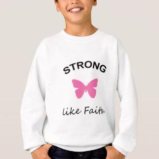 Glaube und Unsinnigkeit Sweatshirt