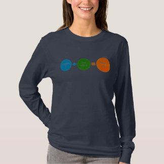 Gleichung für das Leben T-Shirt