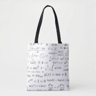 Gleichungen der Mathe-und