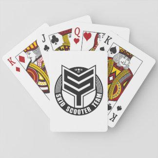 Gleiter-Roller-Team - Plattform der Spielkarten