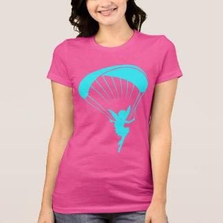 Gleitschirmfliegen-Elf-T-Shirt T-Shirt