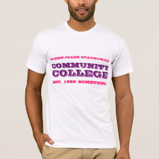 Glenn-Ellen das Shirt Gemeinschaftsder Uni-Männer