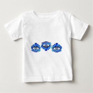 Globellinossa V1 - dreifache Augen Baby T-shirt