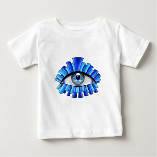 Globellinossa V1 - ein Auge Baby T-shirt