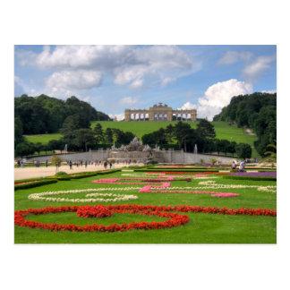Gloriette in Schönbrunn Wien Österreich Postkarte