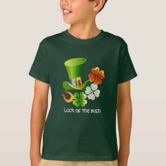 Glück der Iren. St Patrick Tagesgeschenk-T - T-Shirt