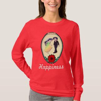 Glück - Regenbogenbraut T-Shirt