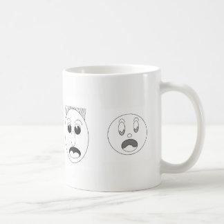 Glücklich und Summen Tasse