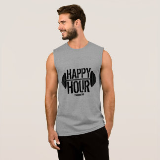 Glückliche Ärmelloses Shirt