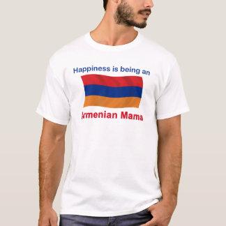 Glückliche armenische Mutter T-Shirt
