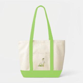 Glückliche Baby-Storch-Tasche Tragetasche