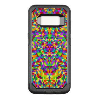 Glückliche Dreieck-Mandala 2 OtterBox Commuter Samsung Galaxy S8 Hülle