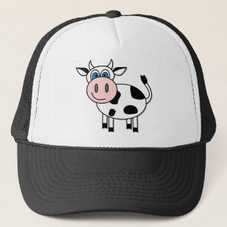 Glückliche Kuh - kundengerecht! Truckerkappe