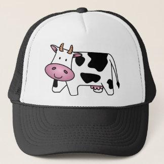 Glückliche Kuh Truckerkappe