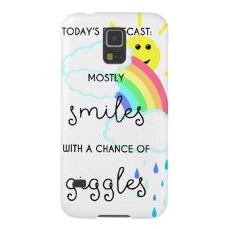 Glückliche Prognose Galaxy S5 Cover