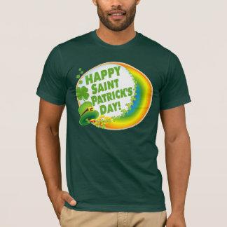 Glückliche St. Patricks Day-Iren T-Shirt
