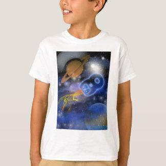 Glücklichen 8. Geburtstag Plantets Junge, T-Shirt