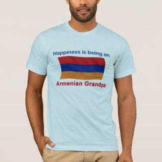 Glücklicher armenischer Großvater T-Shirt