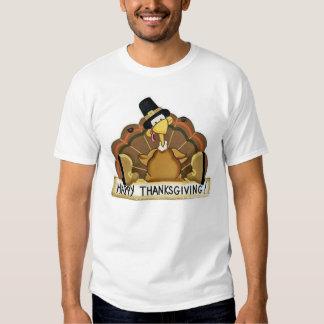 Glücklicher Erntedank die Türkei Shirts