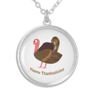 Glücklicher Erntedank! Die Türkei Versilberte Kette