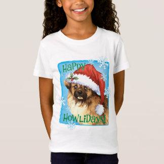 Glücklicher Howlidays TibetanerSpaniel T-Shirt