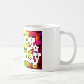 Glücklicher Jahrestag - Happy Birthday Tasse