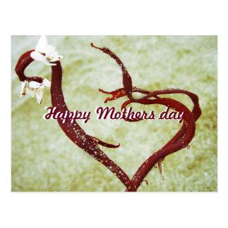 Glücklicher Muttertag der Postkarte