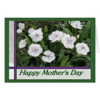 glücklicher Muttertag Grußkarte