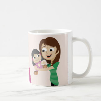 Glücklicher Tag Mama Tasse