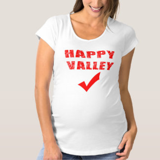 glücklicher Talmutterschafts-T - Shirt