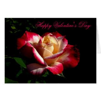 Glücklicher Valentinstag #4 0044 Karte