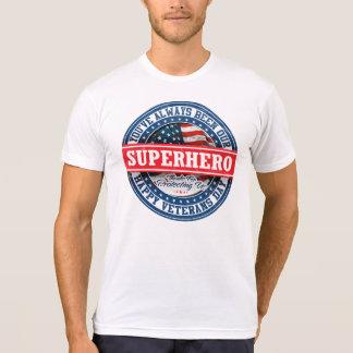 Glücklicher Veteranen-Tag - amerikanischer T-Shirt