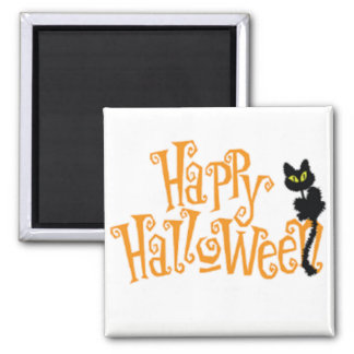 """Glückliches Halloween 2"""" Kühlschrankmagnet"""