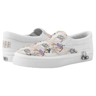 Glückliches Halloween Slip-On Sneaker