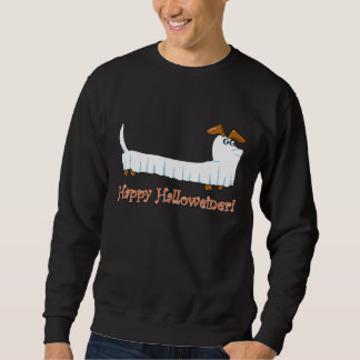 Glückliches Halloweiner Sweatshirt